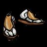 Classy Battlemaster's Sandals