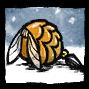 Common Bee Queen Ornament