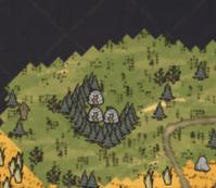 Obóz Morsa na mapie