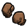 Pugilist's Gloves