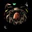 Głowa psa gończego