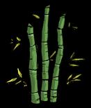 Krzak bambusa (DSS)