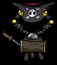 Piratihatitator Build