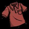 Collared Shirt Higgsbury Red