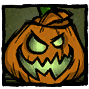 Common Spooky Pumpkin Lantern