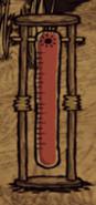 Termometr w lecie