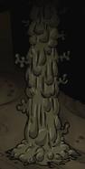 Śluzowaty filar w grze