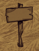 Znak na sawannie