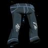 Unsuitably Blue Jeans