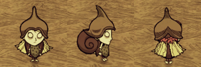 Wendy i ślimacza zbroja; ślimaczy hełm