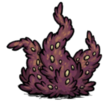 Plamisty krzak (Gorge)