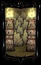 Classy Pig Fire Columns Portrait