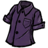 Buttoned Shirt (Plethora Of Purple)