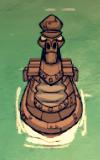 Morski mechaniczny skoczek w grze (DSS)