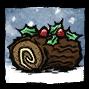 Common Chocolate Log Cake