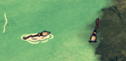 Bitewna włócznia w grze (RoG)