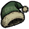 Festive Stocking Cap (Forest Guardian Green)