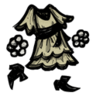 Distinguished Flouncy Dress (No-Tan-Lines Tan)