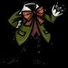Distinguished Yuletide Overcoat