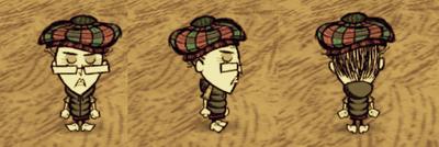 Wickerbottom zimowy gruby strój