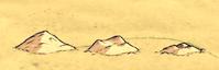 Stopnie górki piasku (DSS)