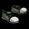 Sneakers Cactus Green