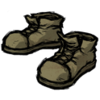 Classy Steel-Toed Boots Muddy Shoes Tan