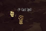 Cursed tome rozdzka maxwell