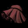 Pleated Skirt (Wormgut Red)