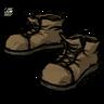 Wooden Nickel Brown Steel-Toed Boots