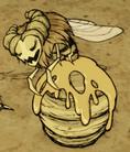Królowa pszczół dst