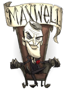 Maxwellchairtheft