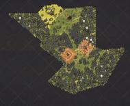 Przykładowy wygląd wyspy