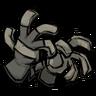 Unprotective Gloves (Silver Gray)