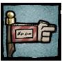 Loyal Spectacular Stationary Wayfinder Icon