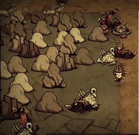 Miasto psów gończych na pustyni (RoG)
