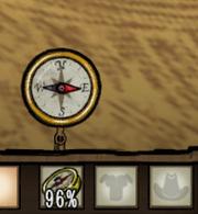 Ikona kompasu (DST)