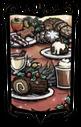 Spiffy Winter's Feast Foods Portrait
