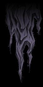 Jaskiniowy stalaktyt