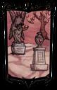 Classy Gnaw Cemetery Portrait