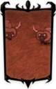 Classy Beefalo Portrait