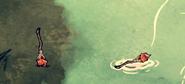Obsydianowa włócznia w grze (DSS)