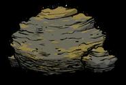 Wyschnięta skała skałoczepów (DSS)