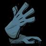 Long Gloves (Cobaltous Oxide Blue)