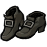 Buckled Shoes (Disilluminated Black)