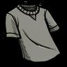 T-Shirt Cumulus Grey