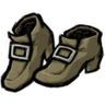 Buckled Shoes (Muddy Shoes Tan)