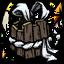 Jedwabista drewniana zbroja (Kuźnia)