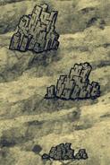Stopnie niszczenia skały węglowej