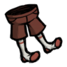 Shorts (Firehound Red)